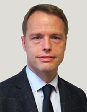 Peter Sandström vd porträttbild