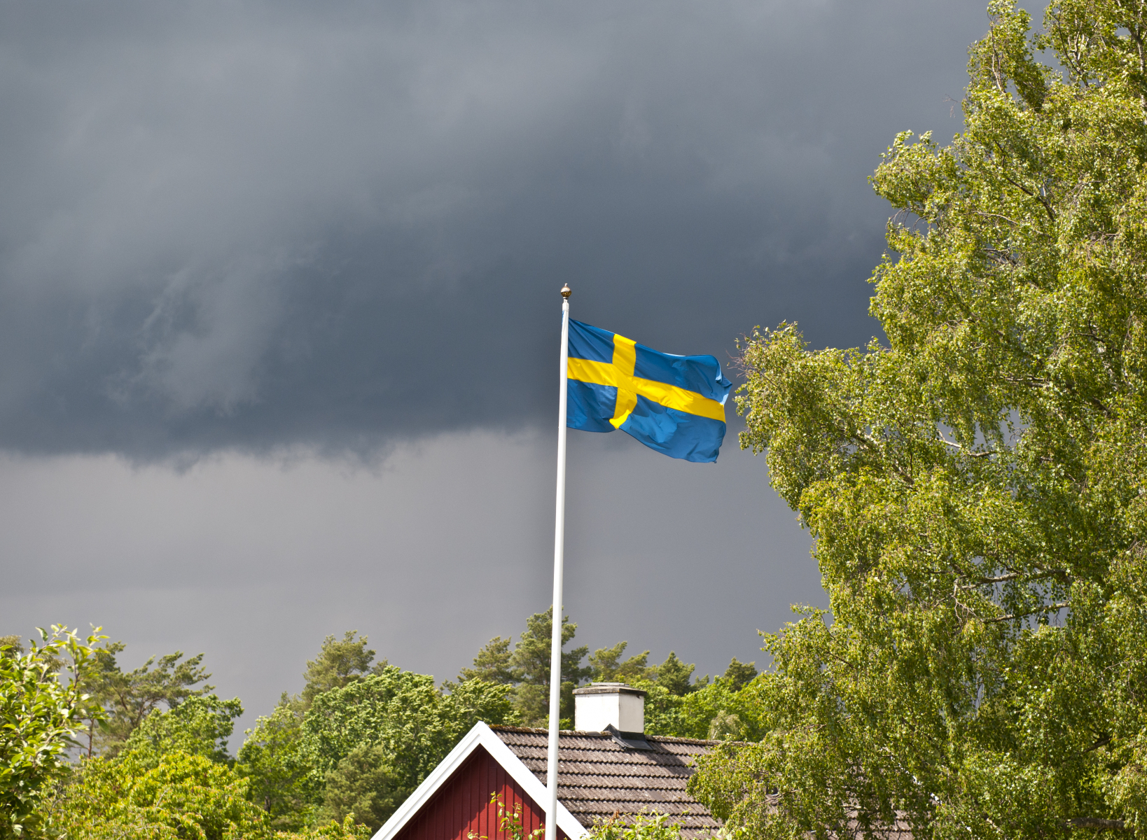 3325672-rainy-swedish-summer