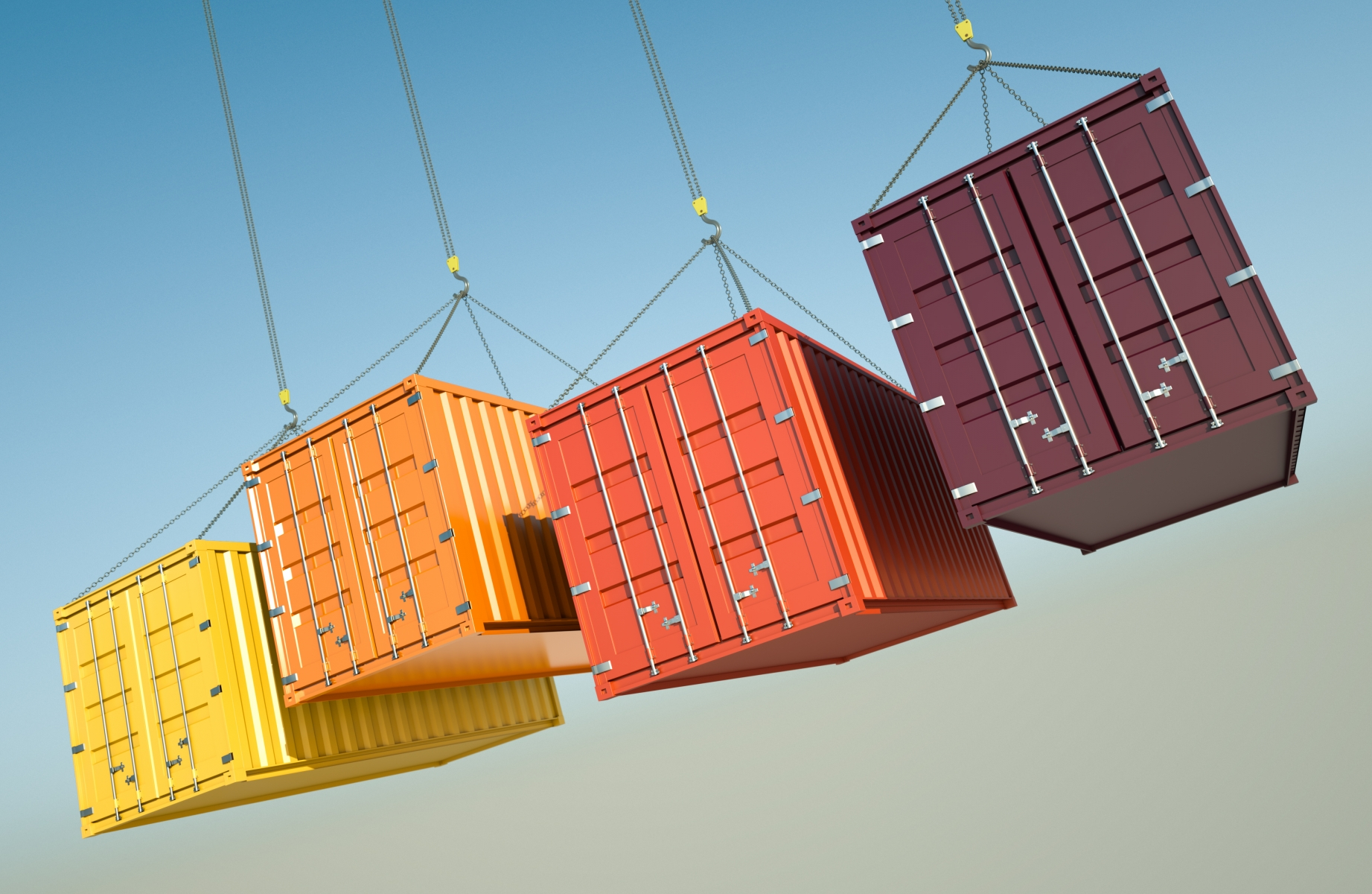fyra containers