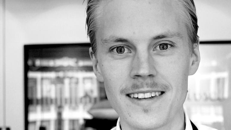 Petter Nyberg, restaurang CG, Luleå