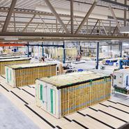 Lindbäcks bygg prisas för digitalisering