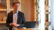 """Jonas Frycklund presenterar rapporten """"Arbetskraft utan bostäder"""""""