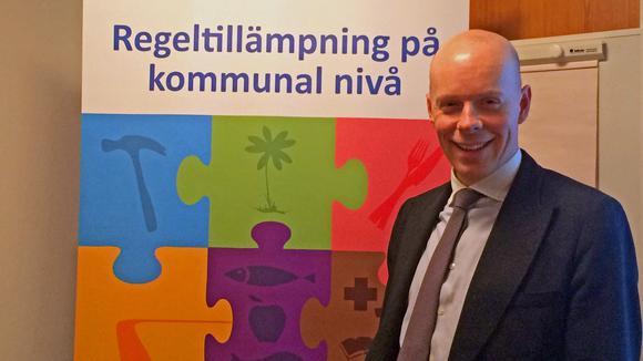 August Liljeqvist Näringslivets Regelnämnd