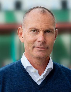 Jonas Björkman, regionchef för TRR i Örebro län