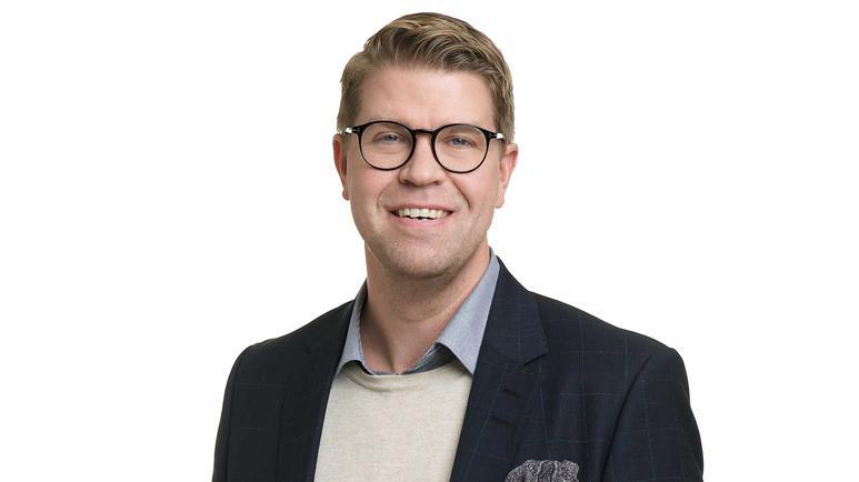 Andreas Westlund är affärsområdesschef på Humana Assistans.