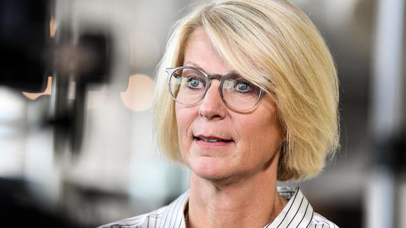 Elisabeth Svantesson (M), riksdagsledamot
