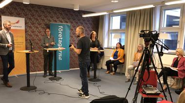 Halvtidsdebatt - Hur ska Örebro län resa sig efter coronakrisen?