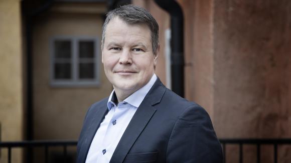 Johan Löfstrand (S) riksdagsledamot
