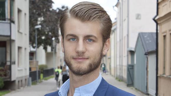 Alexander Zahari, VD, Young Capital AB