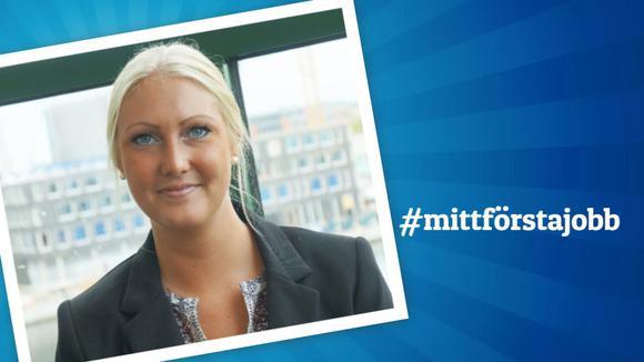 Victoria Bergstrand, gästkrönikör och tidigare praktikant på Svenskt Näringsliv i Malmö.