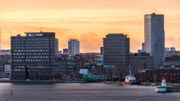 Skyline Malmö