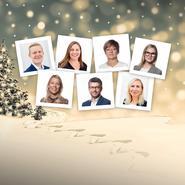 God jul önskar vi på Svenskt Näringsliv