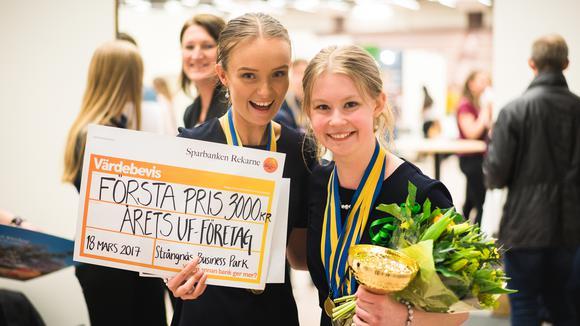 Vinnare på UF Mässan i Södermanland