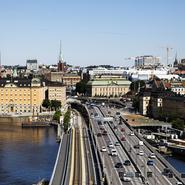 Viss optimism bland företagen i Stockholm
