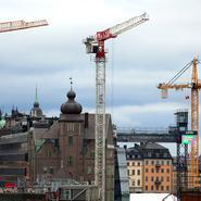 Kommunerna i Stockholms län är bäst i Sverige på att handla från näringslivet