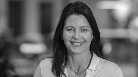 Erica Sundberg, chef för TRRs leveransorganisation