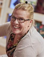 Camilla Lindgren, vd förskolan Verbala Stigar