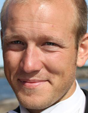 John Strand, ägare restaurang Strandnära