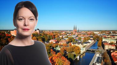 När det går bra för företagen går det bra för Uppsala län