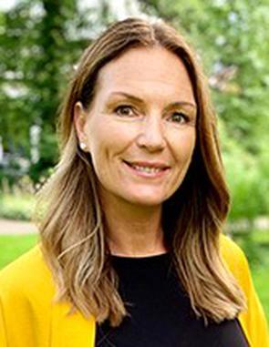 Anna Forsberg, regionchef för UF i Värmland