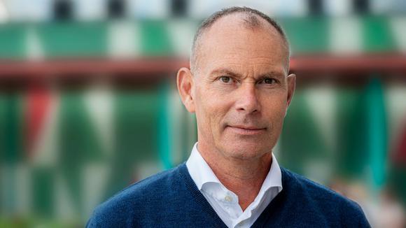 Jonas Björkman, regionchef för TRR i Värmland