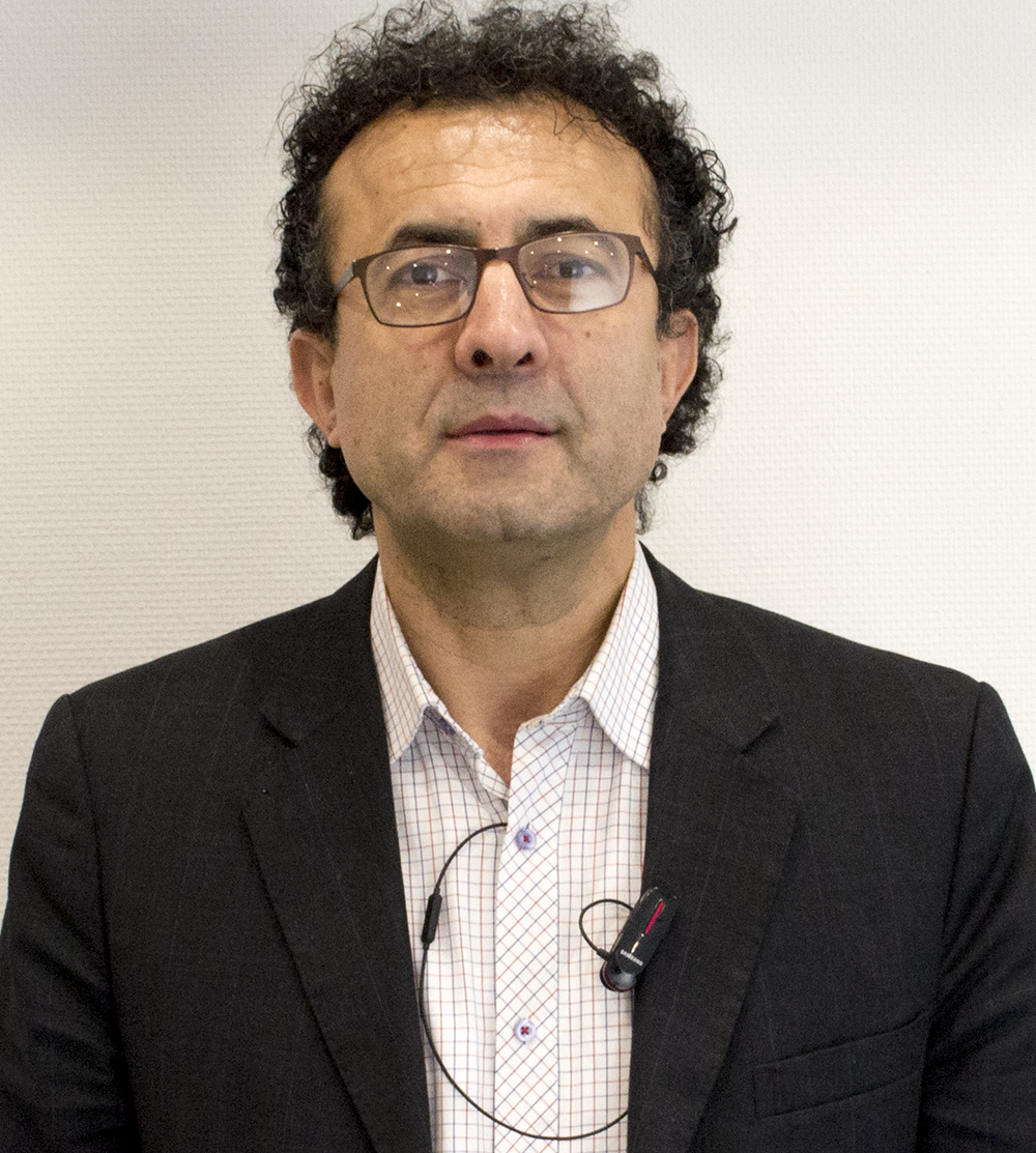 Hamid Yousefdegan, Executive President, Lumine LED