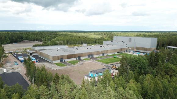 Northvolt Labs i Västerås.
