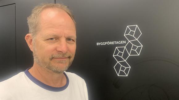 Johan Olsson, Byggföretagen