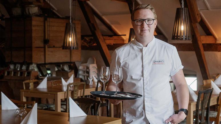 Joakim Graning på Westerqvarn Pub & Restaurang