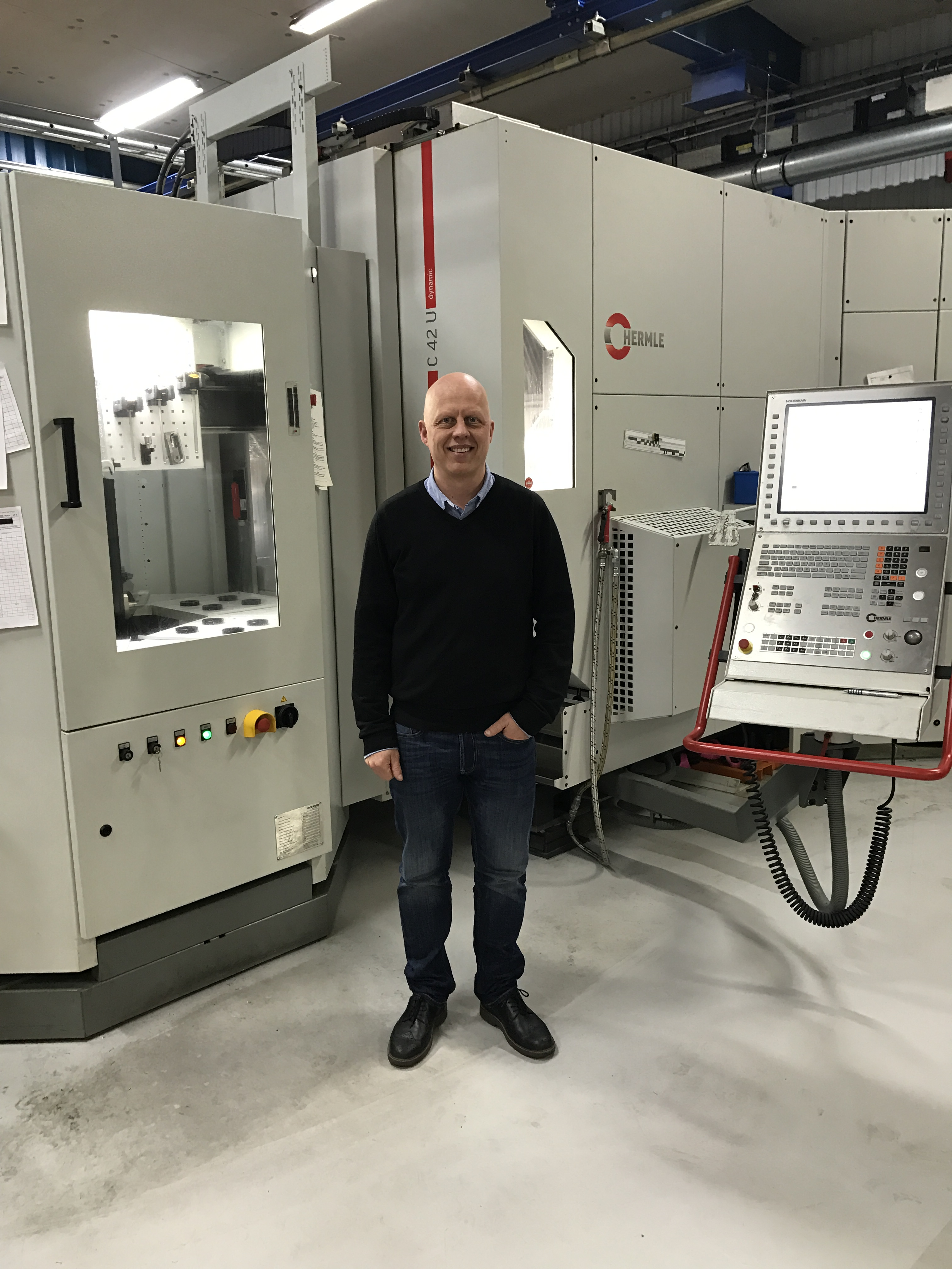 Claes Haraldsson, VD Tooltec.