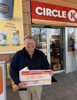Svenne Gudmundsson, ordförande SME