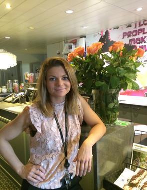 Ina Aganovic, Hotel Quality Winn