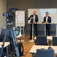 Strejken avblåst – nu råder fredsplikt i Göteborgs Hamn